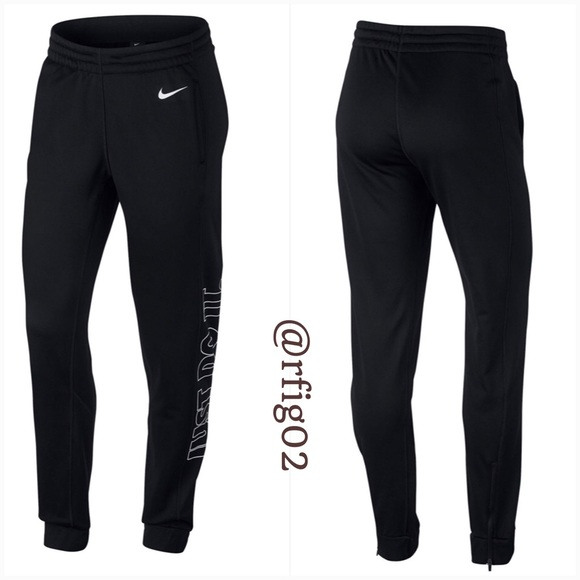 designer fashion 60% cheap stylish design NWOT!!!WOMEN'S Nike therma jogger pants